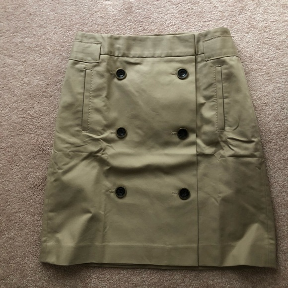 LOFT Dresses & Skirts - Loft khaki skirt NWT